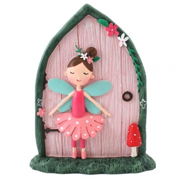 Fairy Door with Fleur