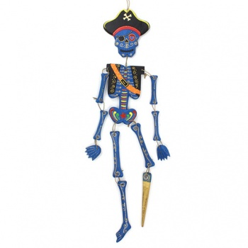 Candy Skull Pirate