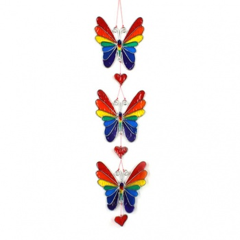 String of Butterflies Suncatcher