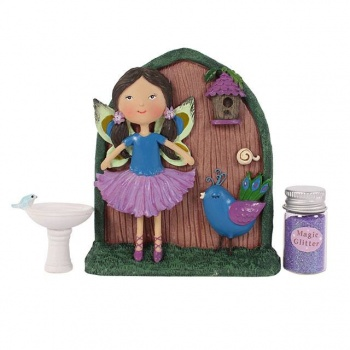 Pheobe and Teal Fairy Door Gift Set