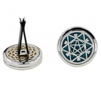Car Air Freshener / Oil Diffuser - Pentagram