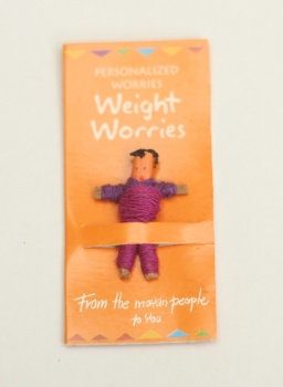 Worry Doll - Weight Worries