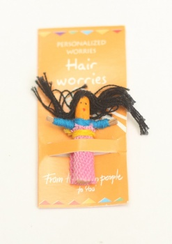 Worry Doll - Hair Worries