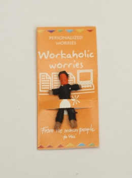 Worry Doll - Workaholic Worries