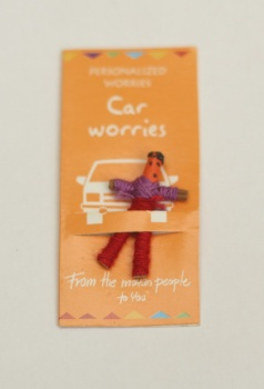 Worry Doll - Car Worries