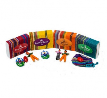 Matchbox Worry Doll Kit - Peaceful Thoughts