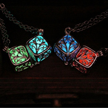 Glow in the Dark Fairy Locket