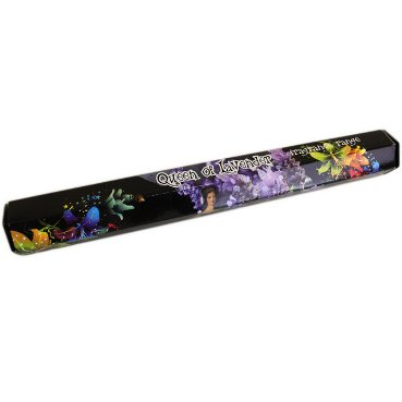 Classic & Floral - Queen of Lavender Incense Sticks