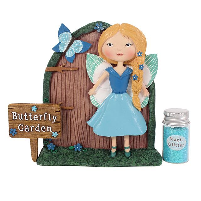 Amelia and bluebell fairy door gift set angelicthoughts for Fairy door gift set