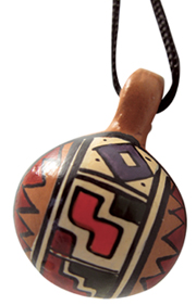 Peruvian Clay Bell