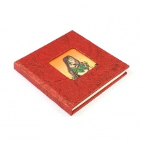 Indian Scene Notebook
