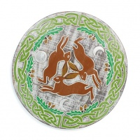 Circle of Hares Plaque