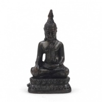Mini Metal Buddha