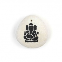Ganesh Stone Incense Holder