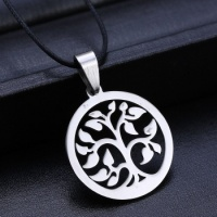 Round Tree of Life Pendant