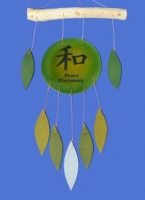 Peace and Harmony Glass Chime