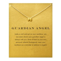 Lucky Charm Necklace - Guardian Angel