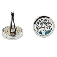 Car Air Freshener / Oil Diffuser - Tree of Life