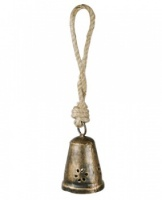Recycled Metal Bell Chime