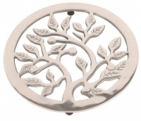 Metal trivet tree of life
