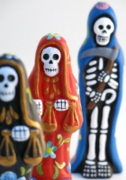 Day of the Dead figurine